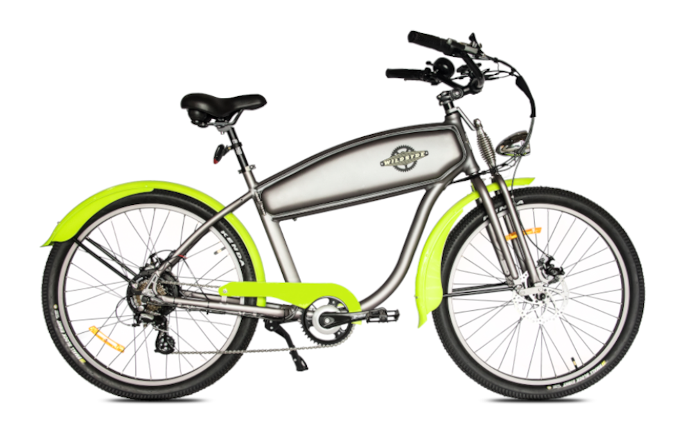 WILDSYDE Son of a Beast™ Vintage Electric Cruiser, 250w 36v