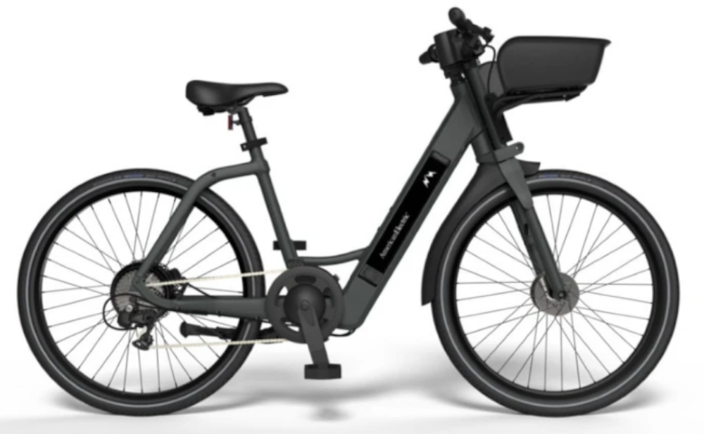 AMERICANELECTRIC Raven™ Fat-Tire Electric Bicycle, 350w 36v