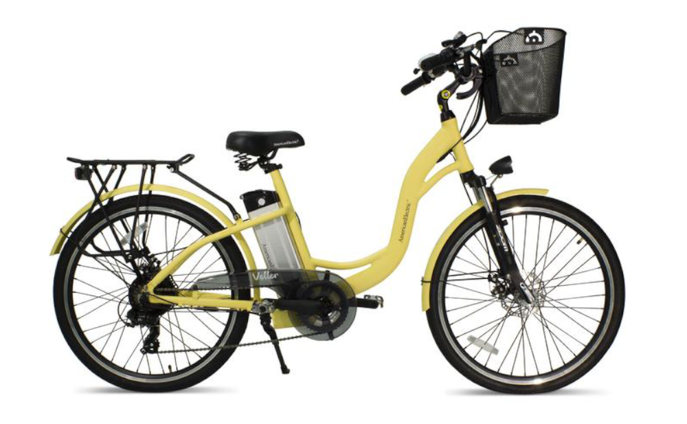 AMERICANELECTRIC Veller™ Electric Bicycle, 750w 48v