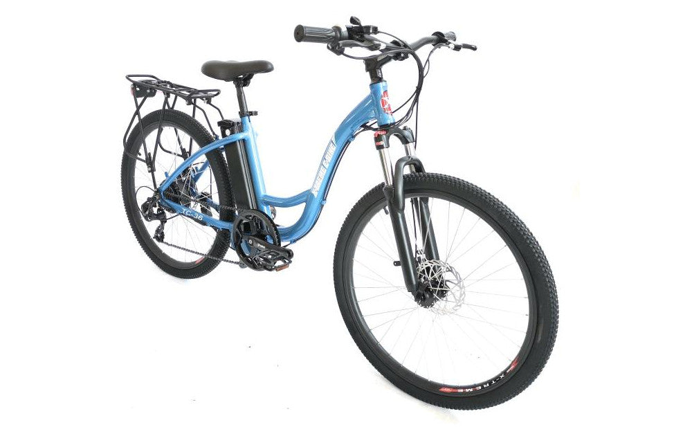 X-TREME TC-36, Step-Through Electric Mountain Bike, 350w 36v
