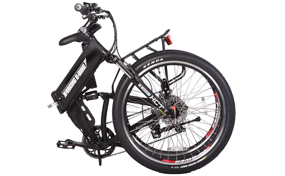 X-TREME X-Cursion Elite, Folding Electric Mountain Bike, 300w 24v
