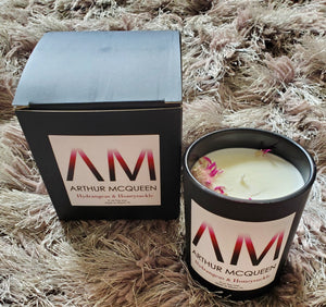 Hydrangeas & Honeysuckle Scented Soy Candle