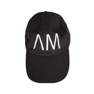 Arthur McQueen Embroidered Logo Dad Hat