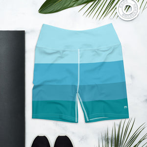 Limited Edition Shorts Mood - Rainbow Blue