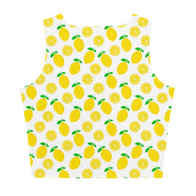 Load image into Gallery viewer, Lemon Crop Tee