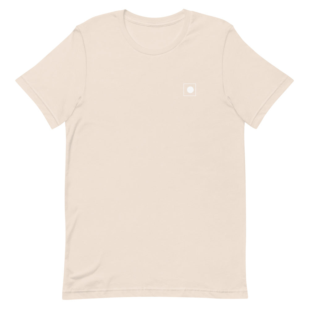 Core Mood Tee - Cream
