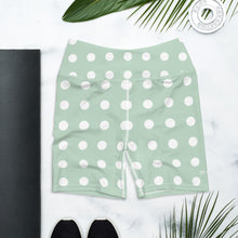 Load image into Gallery viewer, Shorts Mood - Polka Dot Mint Green
