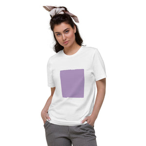 Lilac Square Tee