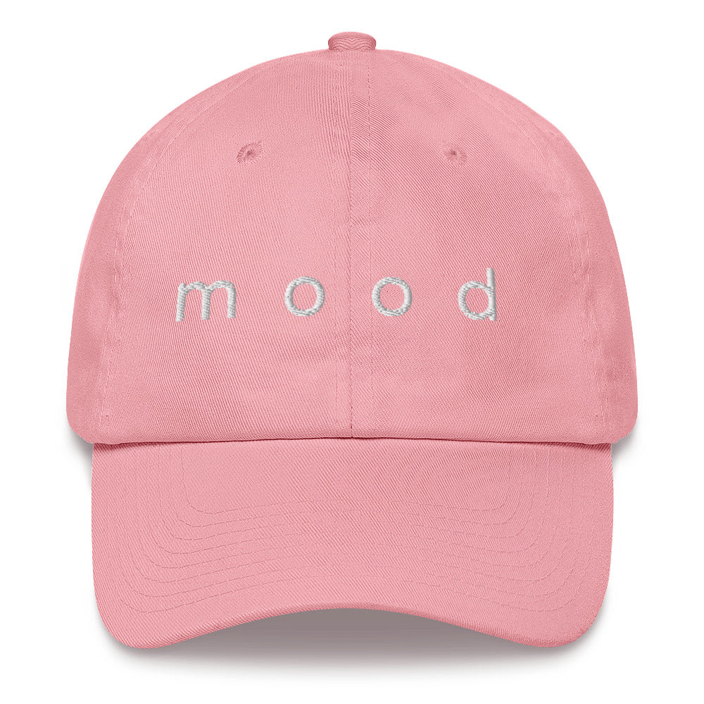 Classic Dad Hat Mood - Pink