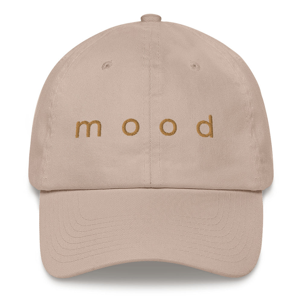 Classic Dad Hat Mood - Beige