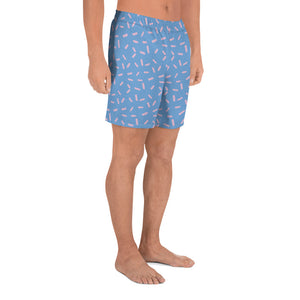 Beach Mood - Blue Patterned