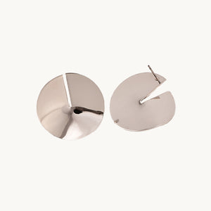 Athena Split Sphere Earrings