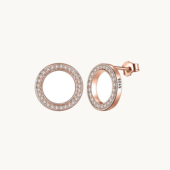 Callista Halo Earrings