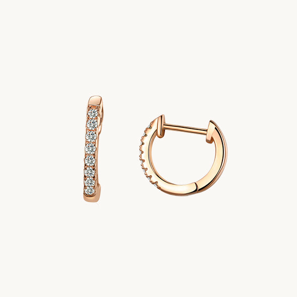 Callista Huggie Earrings