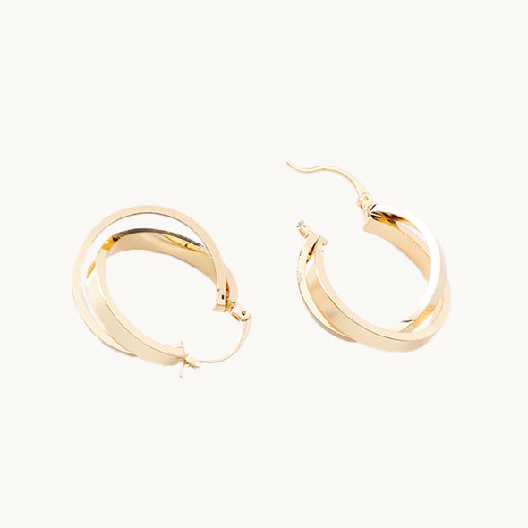 Ophelia Swirl Earrings