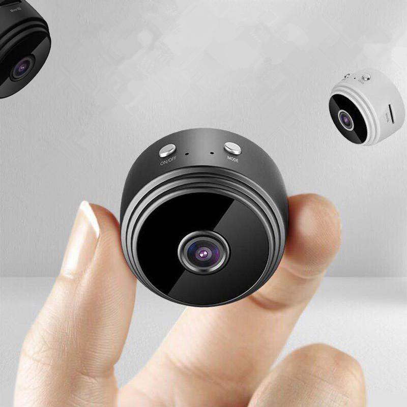 Mini WIFI Camera With Smartphone App and Night Vision Security Cameras