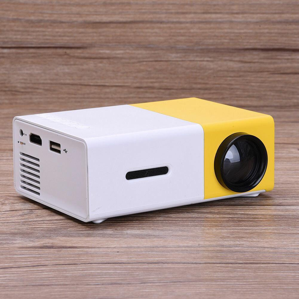 600lm HD Pocket Projector
