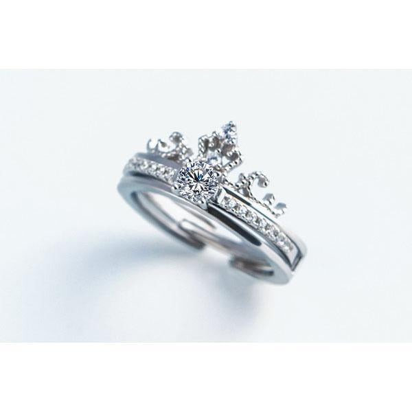 Double Crown Ring