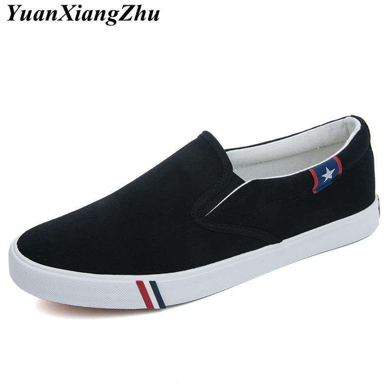 Women Canvas Shoes Woman Loafers