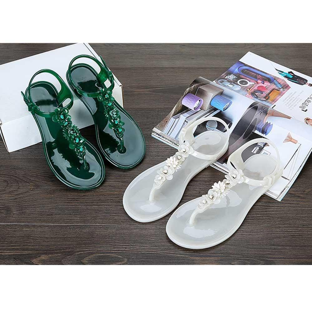 Fashion Sandals Women Flat Shoes Bandage Bohemia Leisure Lady Casual Sandals