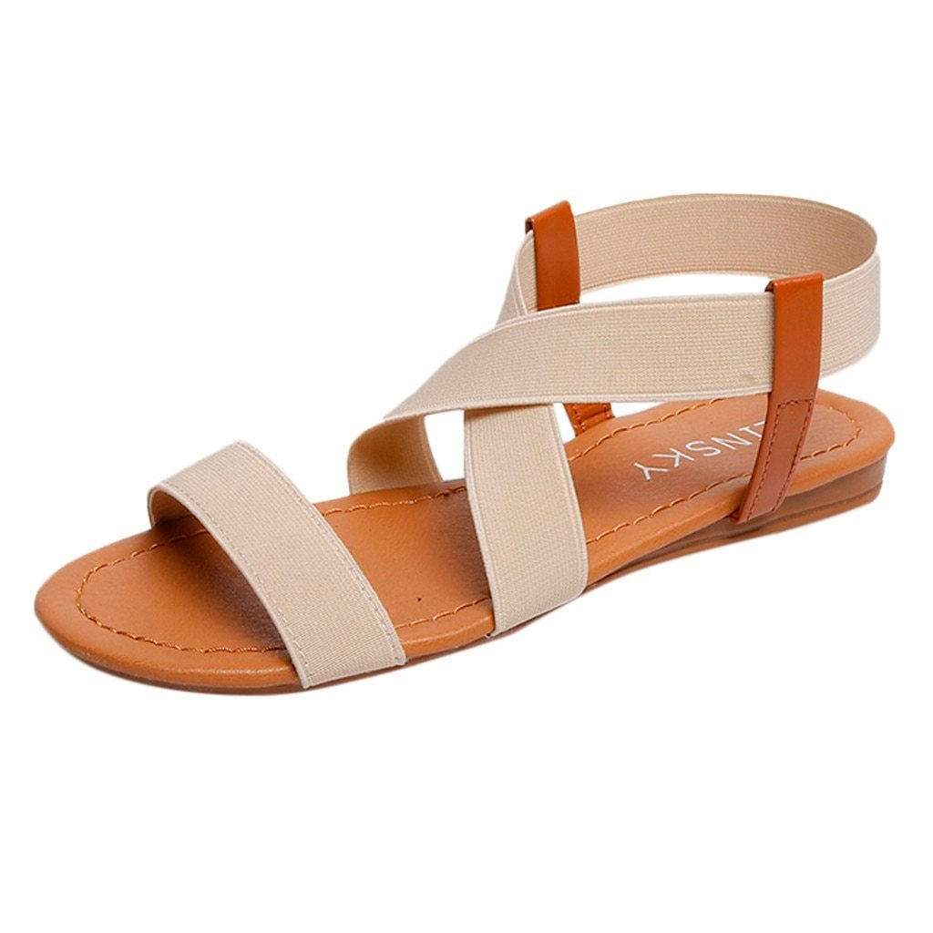 flat sandals women  comfortable platform  women's shoes