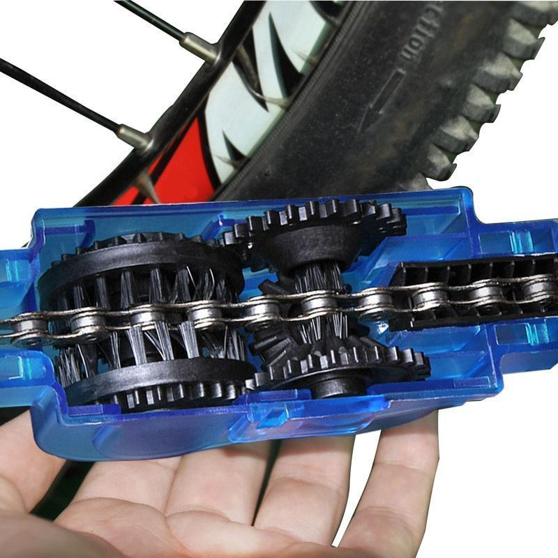 No.1 Bicycle Chain Cleaner Kit
