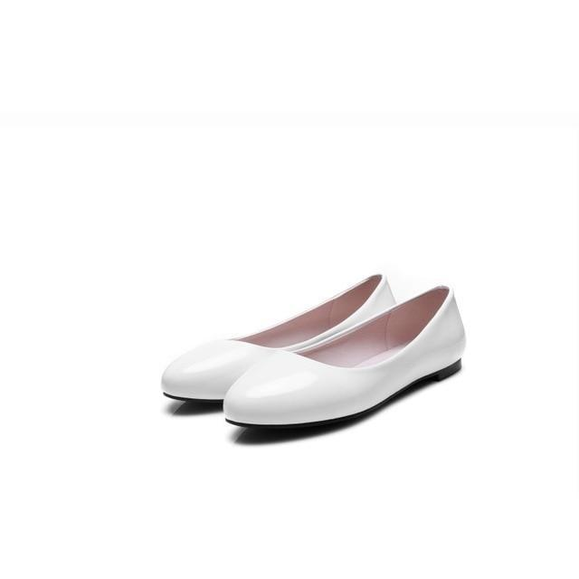 Ladies Ballet Flats Shoes Women Loafers
