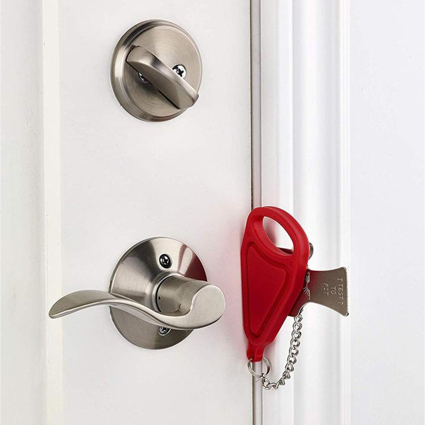Portable Anti-intruder Lock