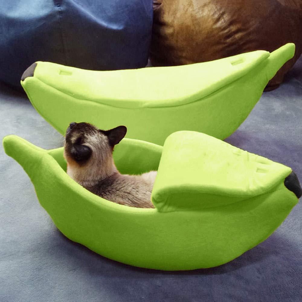Cozy Banana Pet Bed