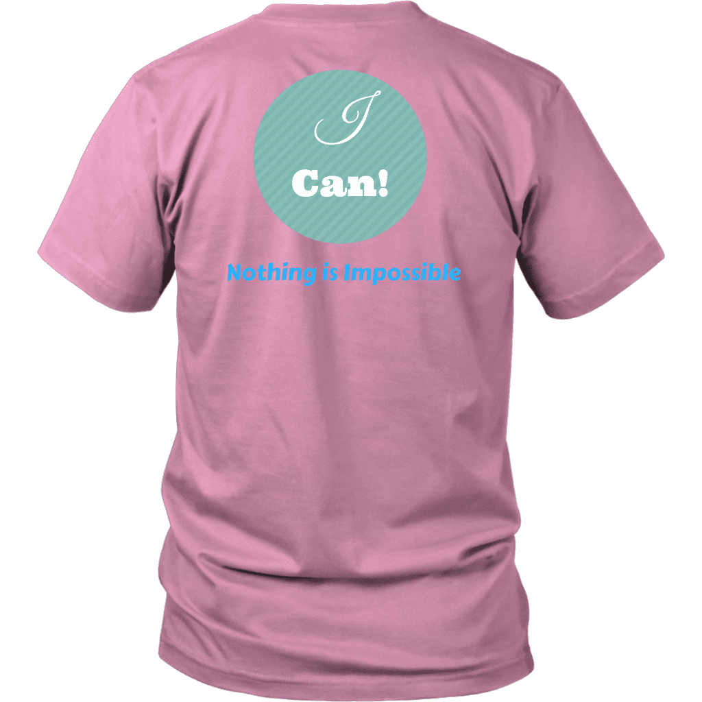 I Can---Nothing Is Impossible Youth Shirts