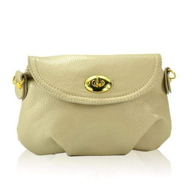 Famous Brand Women's Women's Cute Wallets Crossbody Retro Small Bags Solid Leather Bag