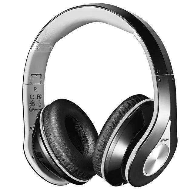 Bluetooth Noise Cancelling Stereo Foldable Headphone
