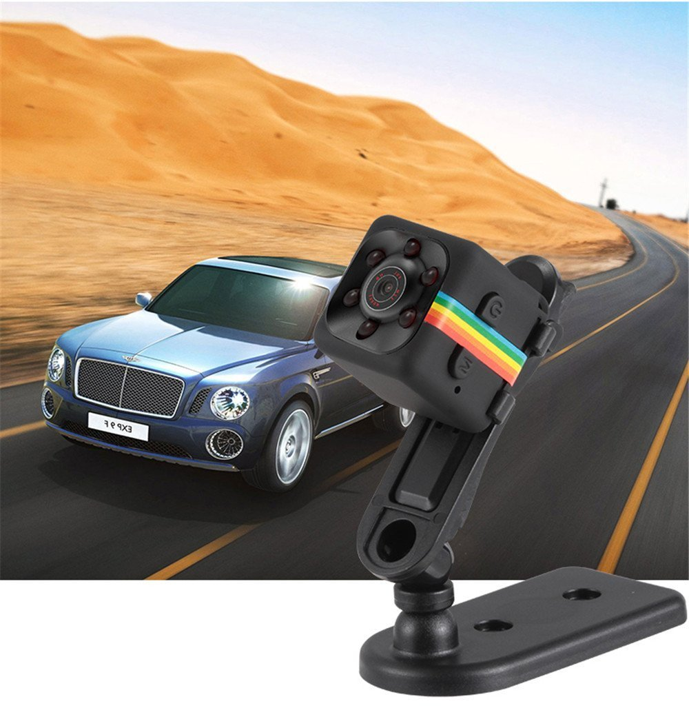 MINI HD Camera 1080P Car Night Vision Action Cam