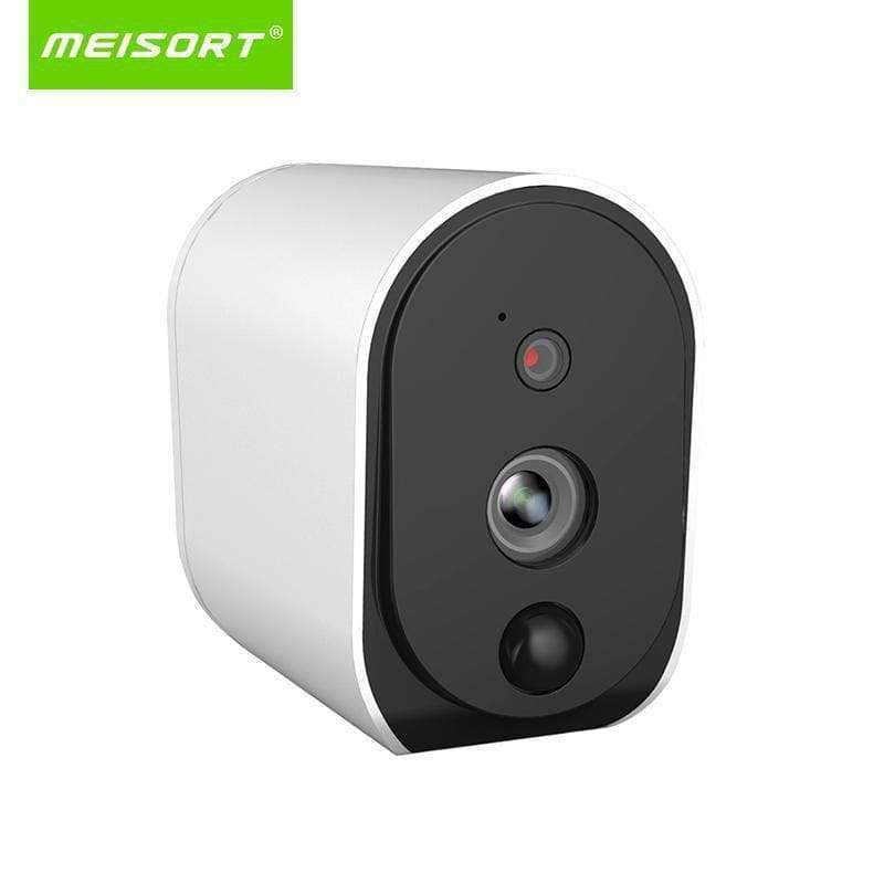 Wireless Weatherproof Indoor Security WiFi IP Camera