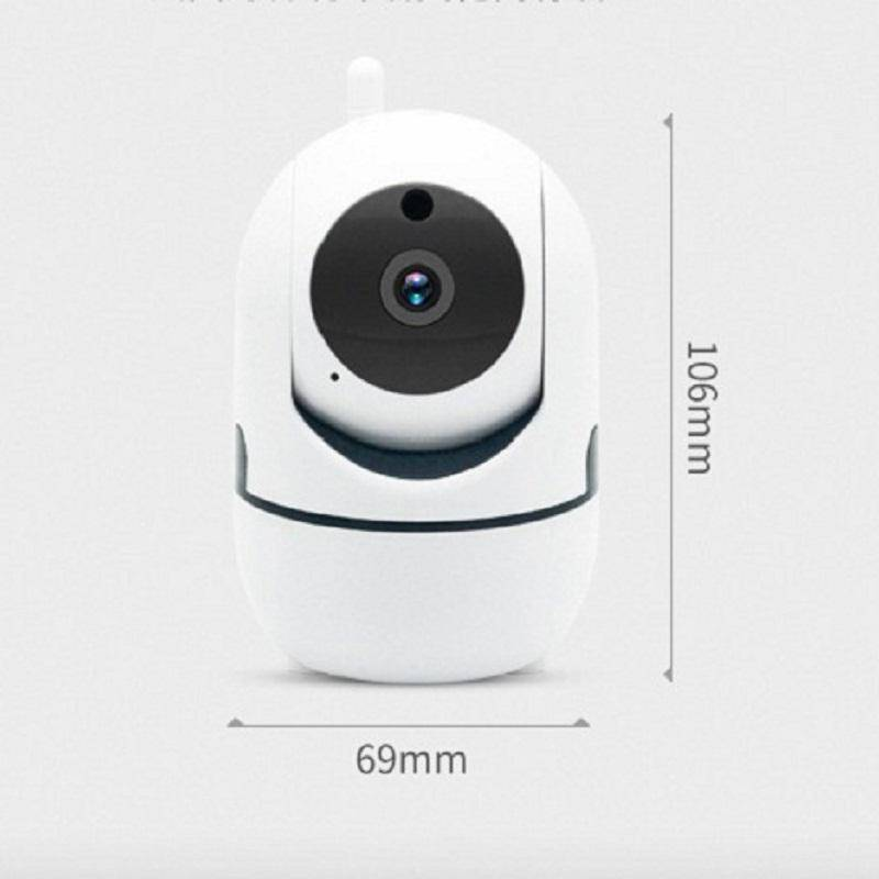 Nanny Cam - 1080P IP Baby Monitor Camera for Surveillance, Security