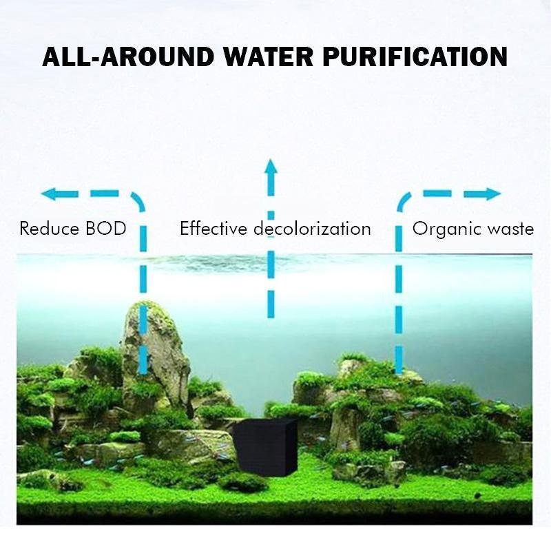 Coconut Charcoal Water Purifier
