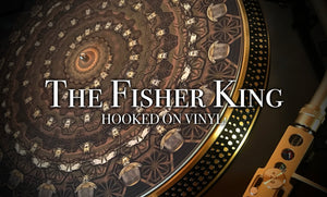 The Fisher King Animated Zoetrope Turntable Slipmats