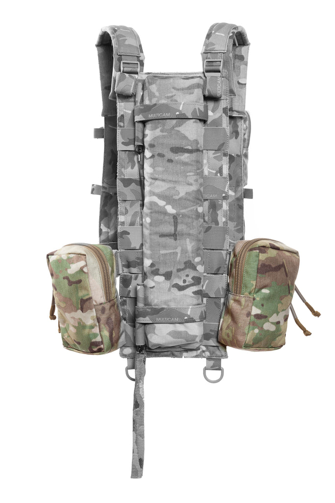 Flask Pouch - Multicam