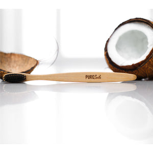 Pure Smile Bamboo Toothbrush