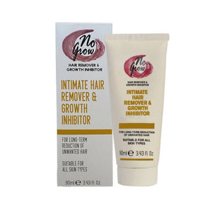 NO GROW Intimate Hair Remover and Growth Inhibitor