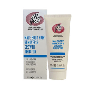 NO GROW Male Body Hair Growth Inhibitor