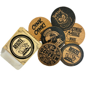 Reuzel Coasters :: Set of 6