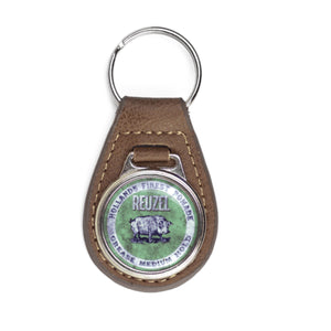 Reuzel Keyring :: Green Medium Hold