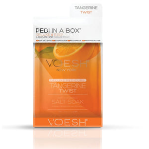 Pedi In A Box - Tangerine Twist