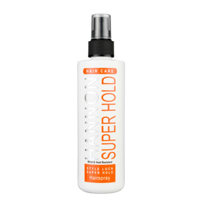 Hannon Super Hold Hairspray