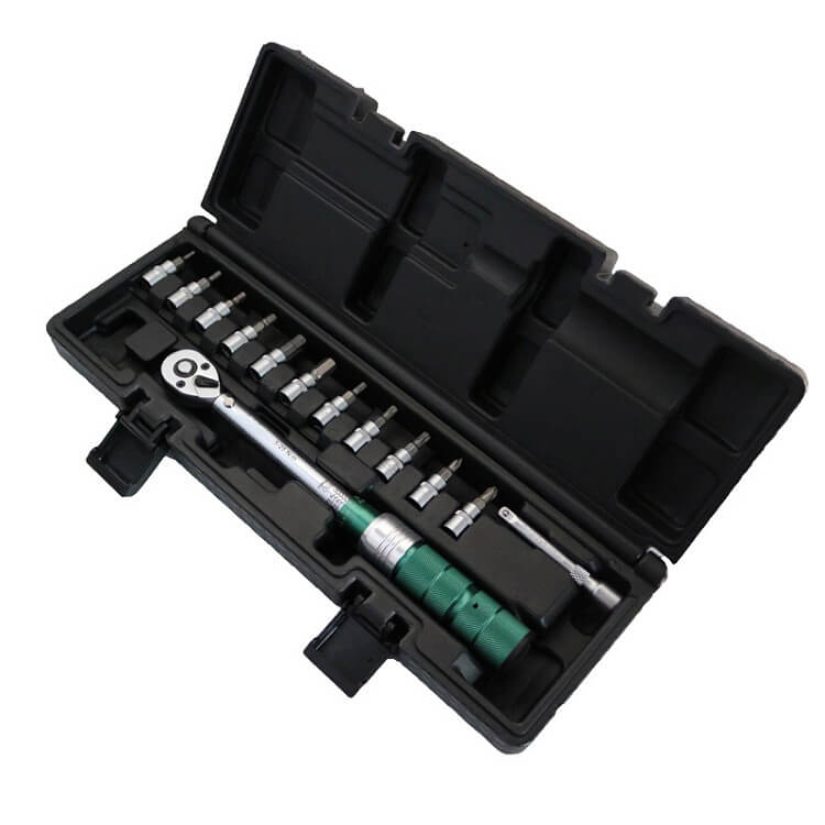 Torque Wrench Set (5 - 25nm) - The PM Cycles - Singapore | Fidlock - Forbidden Bike