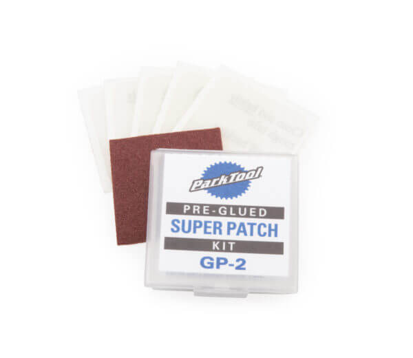 Parktool GP-2 Pre-Glued Super Patch Kit