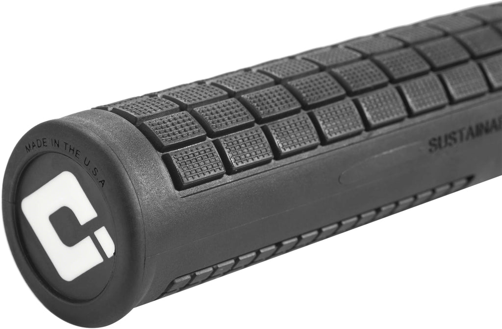 ODI Bjorn 2.1 Lock-On Grips - Recycled Rubber