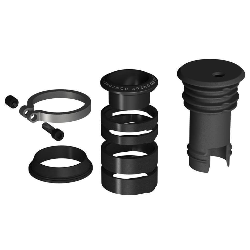OneUp Components EDC Stem Top Cap & Preload Kit - Threadless