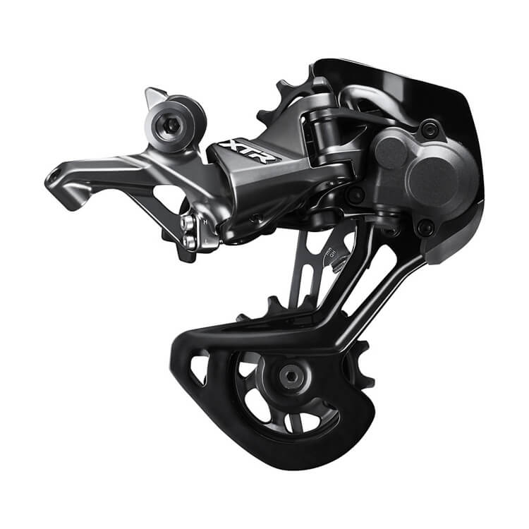 Shimano XTR Medium Cage Rear Derailleur 11/12-speed - The PM Cycles - Singapore | Fidlock - Forbidden Bike